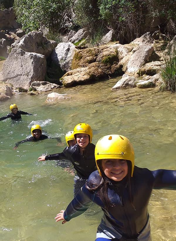 viajes-fin-de-curso-montana-cazorla-barrancos