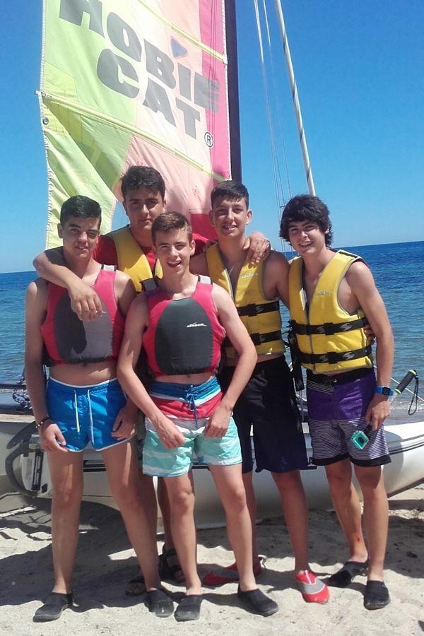 viajes-fin-de-curso-playa-gandia-catamaran