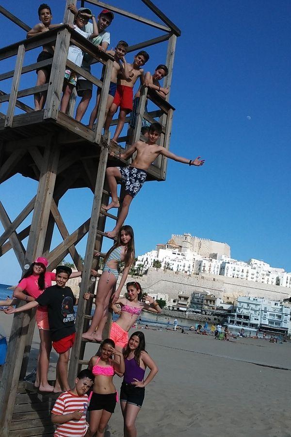 viajes-fin-de-curso-playa-san-carles-de-la-rapita-juegos